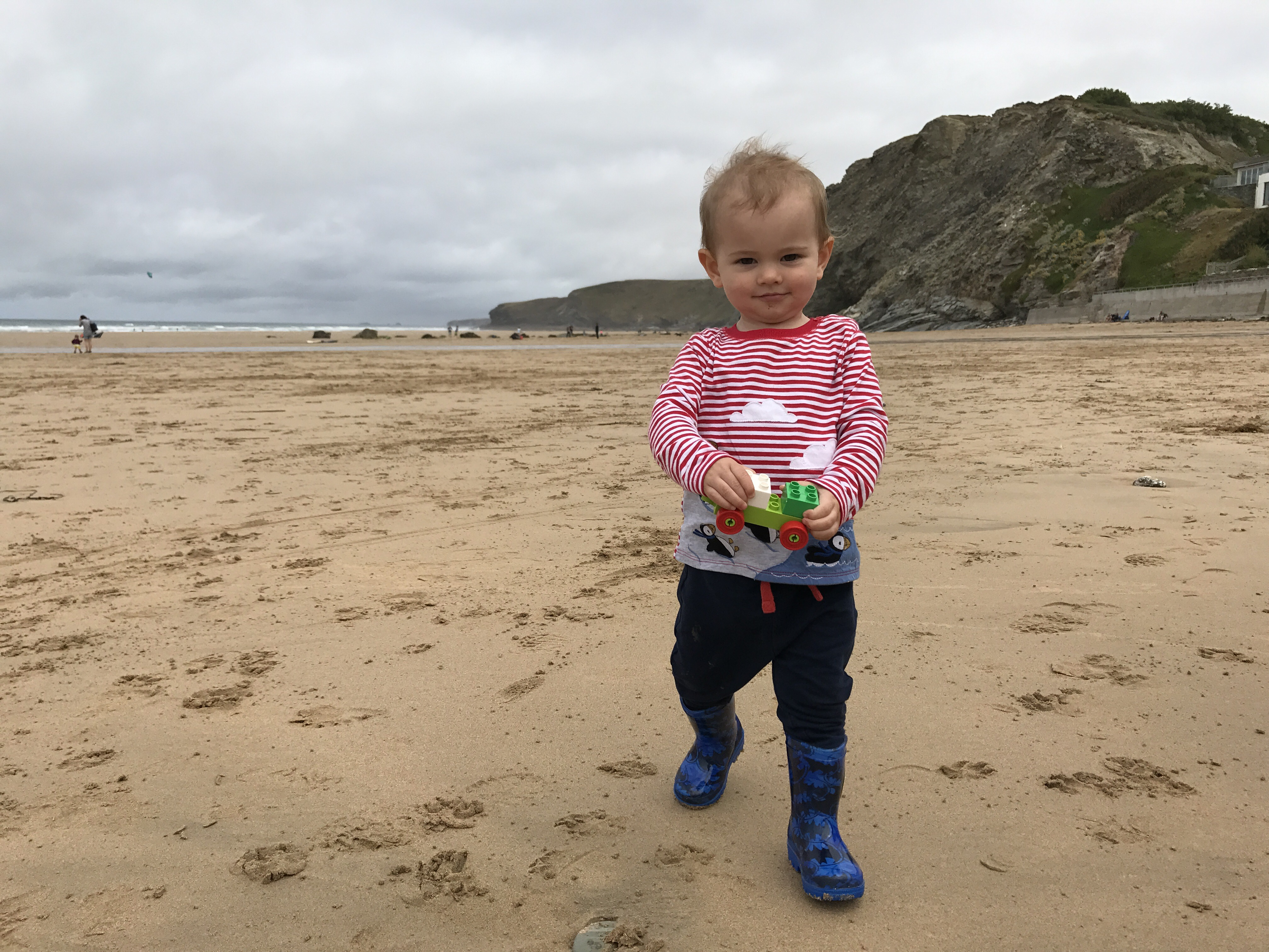 Watergate Bay Hotel - luxury family's break near Newquay. Cornish coastal holiday for Frankie and the Lamb. Jamie Oliver's Fifteen for lunch...